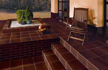 Klinker & Saltillo Tile