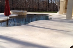 Beachstone French Pattern Paver Patio