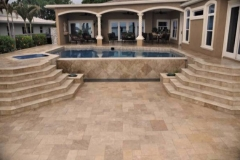 Noce Select Paver French Pattern