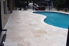 Ivory Select Paver French Pattern