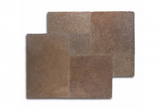 Noce Select Paver 1-1/4 Thick Available In 4x8, 6x12, 12x12, 16x16, 16x24, 24x24, French Pattern & Coping