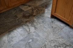 Silver Brushed/Antiqued 8x16 Tiles