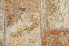 Scabos Tumbled 6x6, Also Available 4x4, 3x6, 12x12, French Pattern, Mosaics/Trims